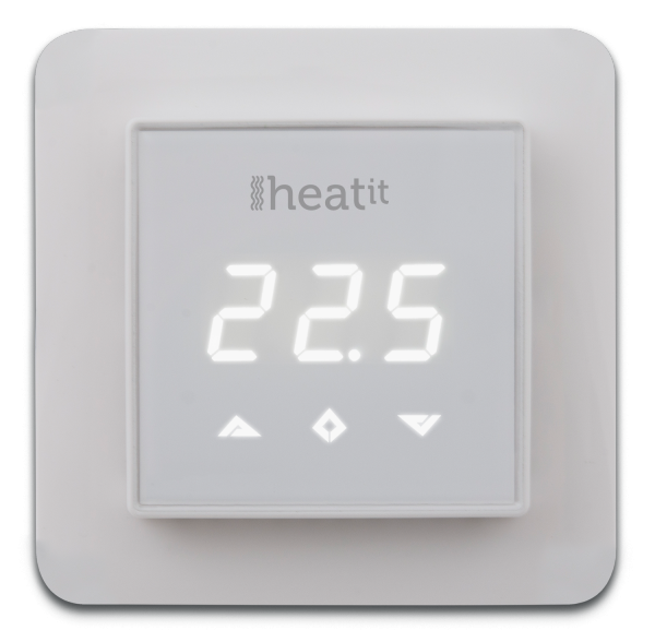 Heatit Z-Wave Thermostat