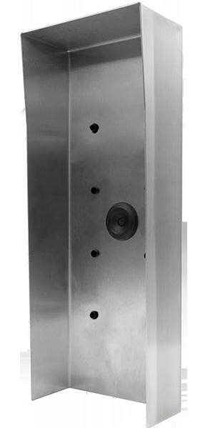 DoorBird Wetterschutzkasten für D2101KV/D2101FV EKEY Video Türstationen