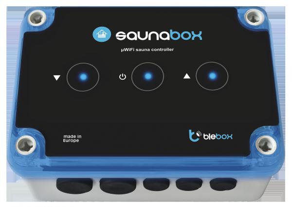 blebox saunaBox