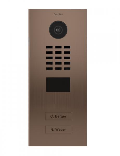 Frontblende für DoorBird D2102BV