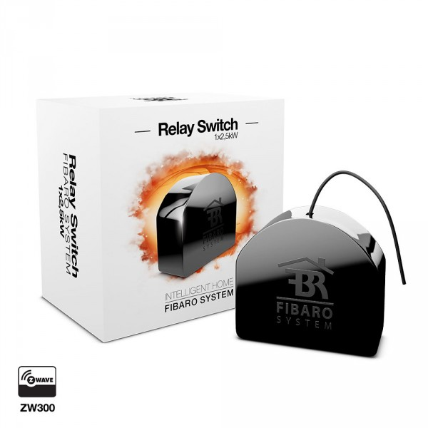 FIBARO Relay Switch 1 x 2,5 kW