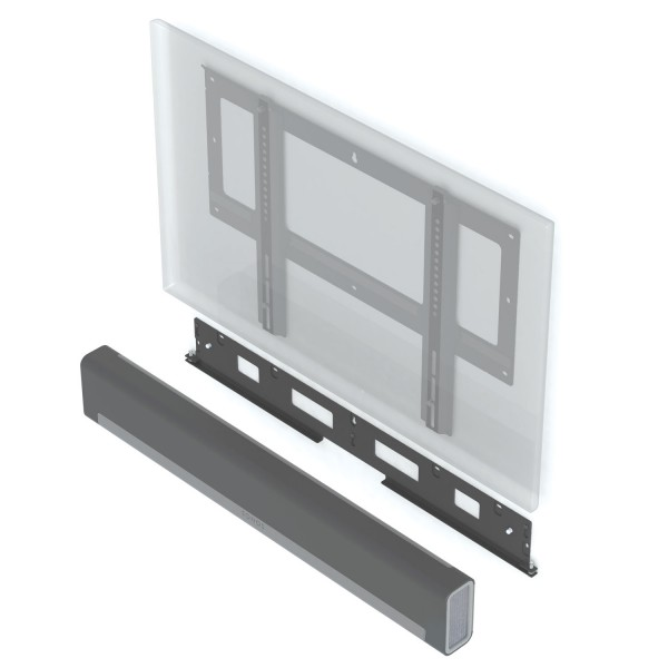 Flexson TV-Halterung flach für Sonos Playbar