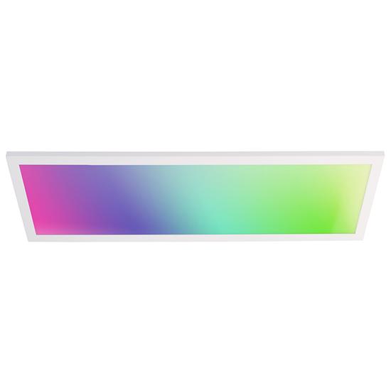 tint LED-Panel Loris rechteckig white+color