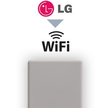 Intesis WLAN-Schnittstelle für LG VRF-Systeme
