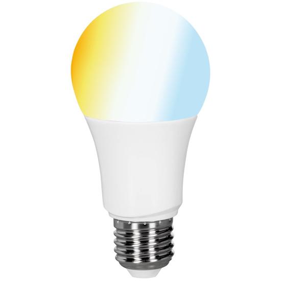 tint white LED Birnenform
