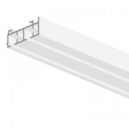 Mio Decor Imago Aluminium Vorhangschiene 2-spurig