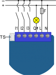 Qubino-Flush-1-Relay_Installation2
