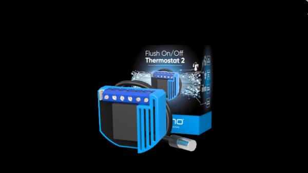 Qubino Flush On/Off Thermostat 2